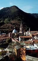 Angangueo Mexico