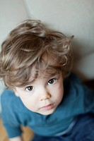 Toddler boy, portrait