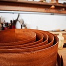 Stack of Wooden Bowls