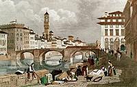 Ponte Santa Trinita World History/Italy_