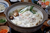 Asukanabe, Pot Cuisine, Nara, local cuisine, local dishes, Japanese Cuisine, Asuka, Nara, Kinki, Japan