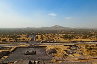 Teotihuacan is an enormous archaeological site in the Basin of Mexico, containing some of the largest pyramidal structures built in the pre_Columbian ...