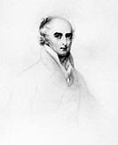 RICHARD COLLEY WELLESLEY/n(1760-1842). Irish politician, also known as 1st Marquess Wellesley. Watercolor by J.P. Davis.