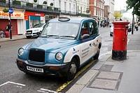 taxi, londra, inghilterra, gran bretagna