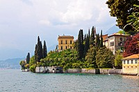 Varenna is a very beautiful small town at the Lake Como