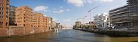 Hamburg, Germany, Hafencity Impressions