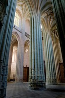 Astorga Cathedral, León. Castilla y León. Spain