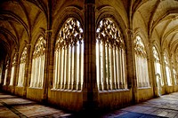 Cloister of the Cathedral of Segovia