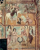 Scenes of Passion, by Master of Bominaco Passion, 13th Century, Unknow
