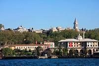 Istanbul, Turkey, traveling, tourism, Bosporus, Eminönü, Topkapi