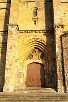 Gothic Church of Santa Maria, Castro Urdiales, Cantabria