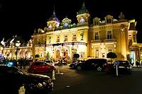 Christmas, Casino, Nice, France