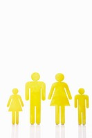 pictograms of family