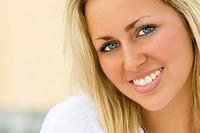 White Teeth, Blue Eyes