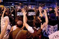 Unrest  Real Democracy Now  Spanish Revolution  Movement 15M