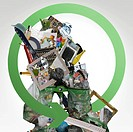 Garbage and e-waste (thumbnail)