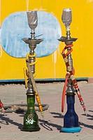Tripoli, Libya - Water Pipes, Nargileh, Shisha, Hubbly-Bubbly