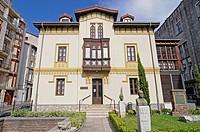 Menendez Pelayo, author, museum, Schriftsteller, Santander, Cantabria, Kantabrien, Spanien, spain