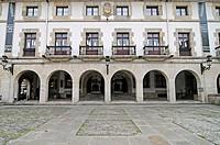 historical museum, historisches Museum, Gernika Lumo, Provinz Bizkaia, Pais Vasco, Basque Country, Baskenland, Spanien, spain