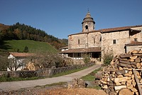 Church of the Assumption, Zubieta, Navarre, Spain