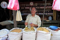 Central Market, Granada, Nicaragua, Central America