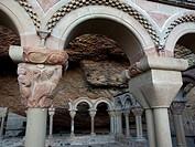 san juan de la peña monastery, Jaca in Huesca