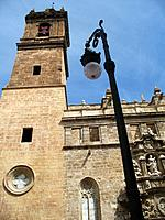 Church of the Santos Juanes (aka Sant Joan del Mercat), Valencia, Comunidad Valenciana, Spain