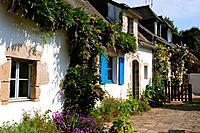 Ile aux Moines, Gulf of Morbihan, Morbihan, Brittany, France