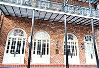 This building is the site of the first school in the state of Louisiana in 1725  Opened by Father Raphael de Luxombourg Capuchin, Pastor of the Parris...