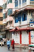 street scene, dar es salaam, tanzania