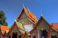 Wat Phra That Doi Suthep Temple, Chiang Mai, Thailand