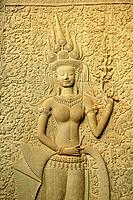 Relief of Angkor Wat