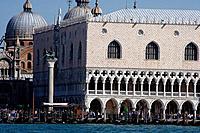 Italy, Veneto, Venice, Palazzo Ducale