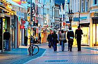 Europe, Germany, Bonn, city center, pedestrian Sternstrasse