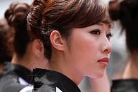 Grid Girls, Chinese Grand Prix, Shangai, China
