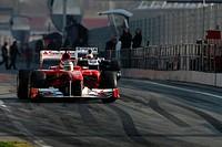 Fernando Alonso, Testing, Circuit de Catalunya, Barcelona, Espanha