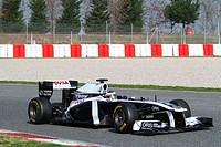 Rubens Barrichello, Testing, Circuit de Catalunya, Barcelona, Espanha