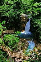 Ryujin_no_taki waterfall