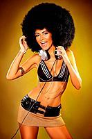 Afro Girl