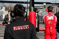 Staff, Testing, Barcelona, Espanha