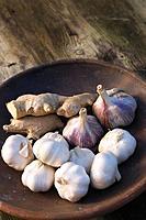 Bowl, Day, Garlic, Ginger