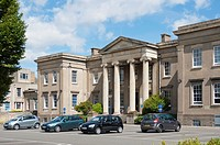 Cheltenham General Hospital, Gloucestershire, England