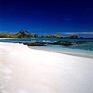 The Mamanuca Islands of Fiji form a volcanic archipelago consisting of around 20 islands. It is a popular tourist destination.