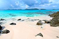 Honeymoon Beach _ St John USVI