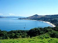Hokianga Harbour is in the Far North District,which is in the Northland Region. The full name of the Harbour is Te Hokianga_nui_a_Kupe,the place of Ku...