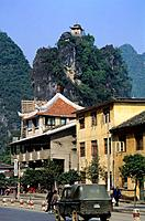 Yangshuo is a small town in Guilin,Guangxi Province,China,and the seat of Yangshuo County which is surrounded by towering limestone rock formations or...