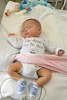 INFANT HOSPITAL PATIENT