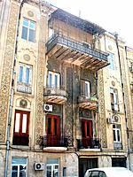 Azerbaijan building