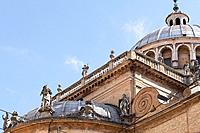 Dome of the Steccata in Parma