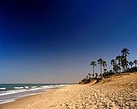 Kotu beach is a holiday resort in Gambia,near Fajara.